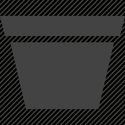flower, flowerpot, garden, plan, pot icon