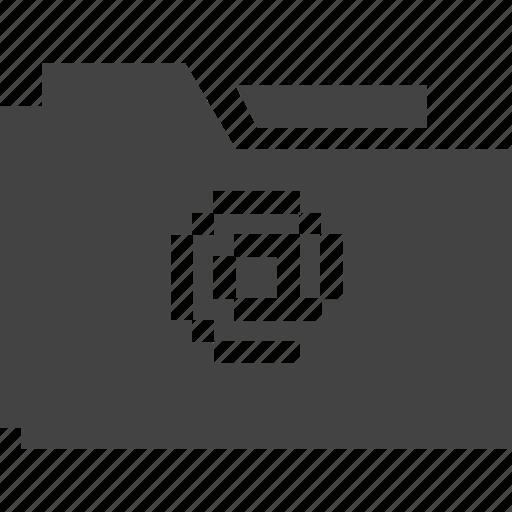 address, email, folder icon