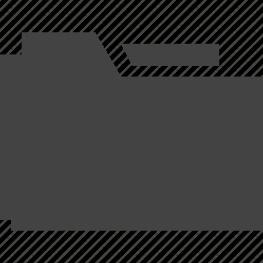 file, folder, store icon