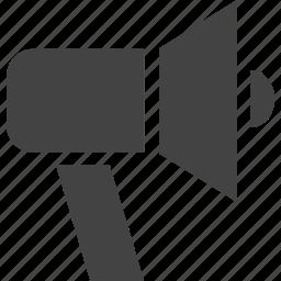 hand speaker, speaker icon