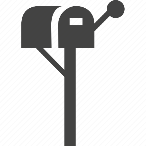 mailbox, post icon
