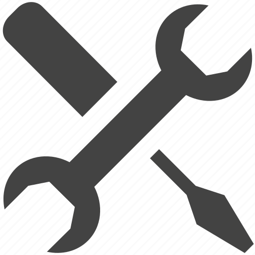 equipment, options, property, repair, service, setting, tool icon