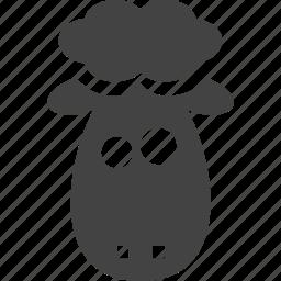 cartoon, sheep icon