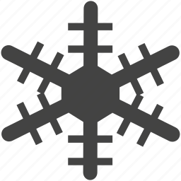 christmas, holiday, snow, snowflake, vacation icon