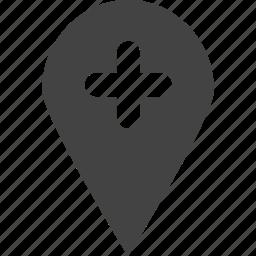 add, sticky icon