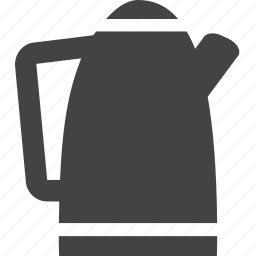 bottle, can, electric, machine, pot, tea, technology, water icon