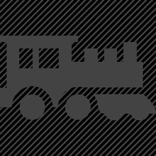 train, transport, transportation icon