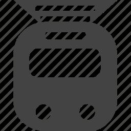 car, train, transportation icon