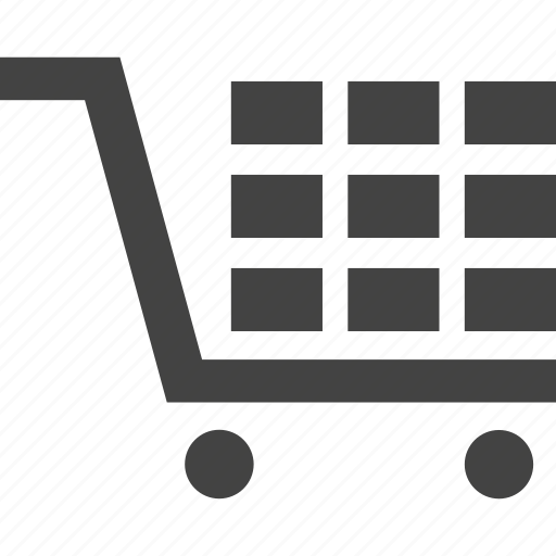 buy, full, full cart, sell, trolley icon