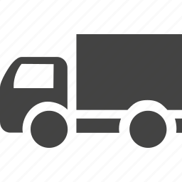 delivery, shipping, transport, transportation, truck, van, vehicle icon