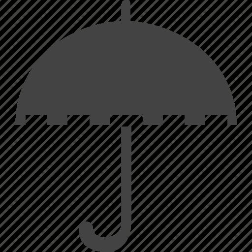 cover, safe, umbrella icon