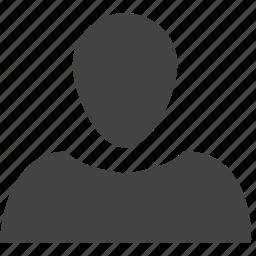 account, avatar, card, human, login, logout, man, name card, people, profile, user icon