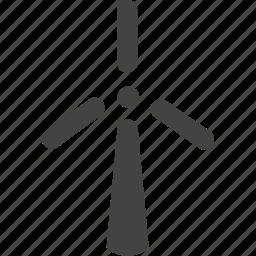 energy, farm, flower, wind, windmill icon