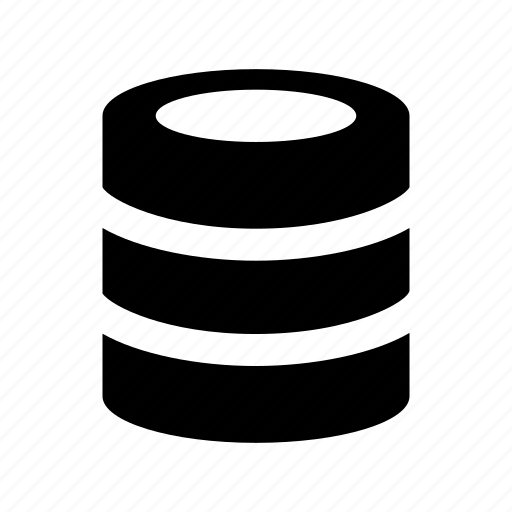 data, database, information, storage icon