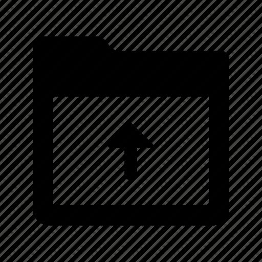 data, documents, folder, upload icon