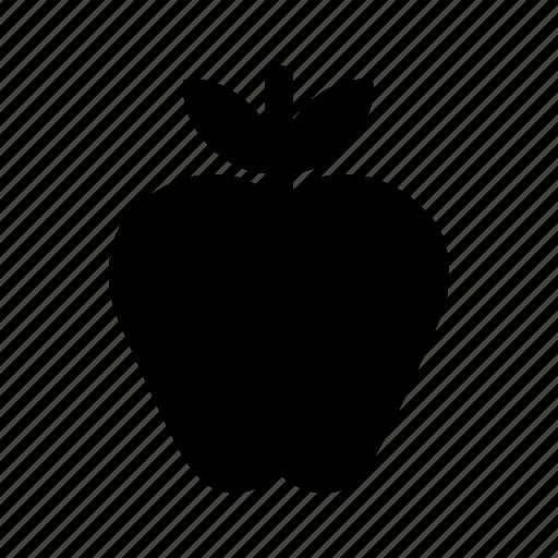 apple, food, fresh, fruit, health, healthcare, healthy icon