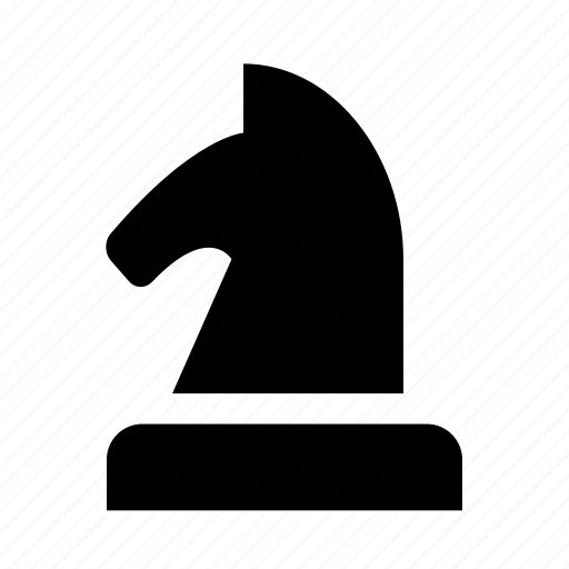 chess, figure, game, horse, piece icon