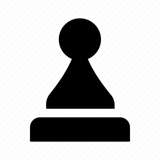 chess, figure, game, pawn, piece icon