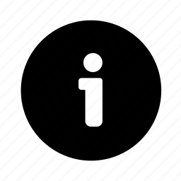 circle, info, information, round icon