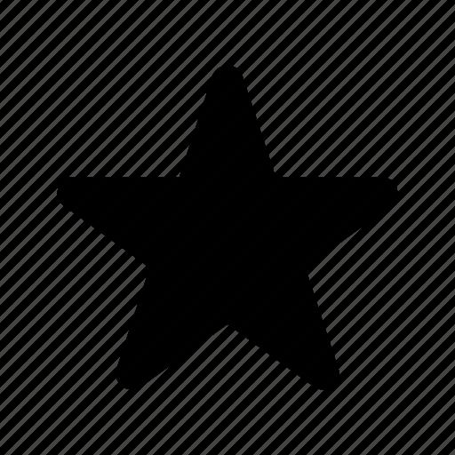 favorite, favorites, favourite, star icon