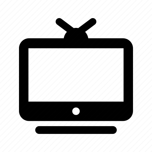 device, display, screen, television, tv icon