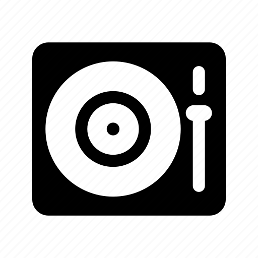 audio, music, player, record, sound icon