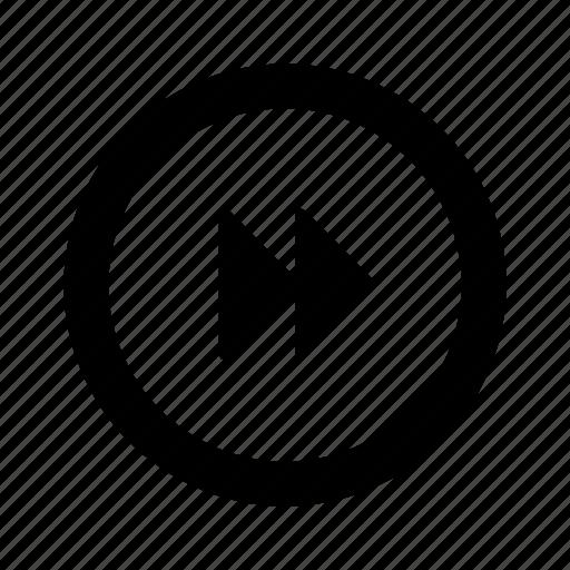forward, player icon
