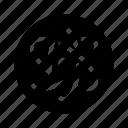 atom, circle icon