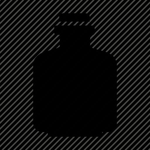 bottle, fill icon