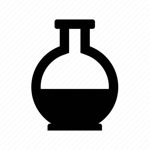 chemistry, experiment, flask, laboratory, medicine, research icon