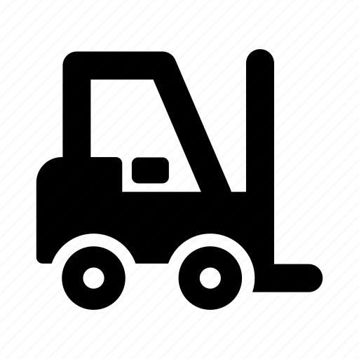 forklift, shipping, transport, transportation icon