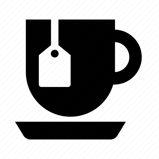 bag, cup, mug, tea icon