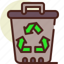 bin, bio, ecology, pollution, recycle