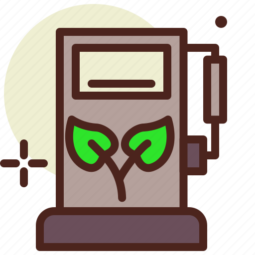 bio, eco, ecology, pollution, pump, recycle icon