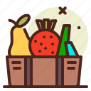 bio, ecology, fruits, pollution, recycle