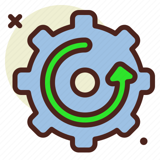bio, ecology, pollution, recycle, settings icon
