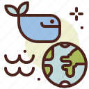 bio, ecology, pollution, recycle, water icon