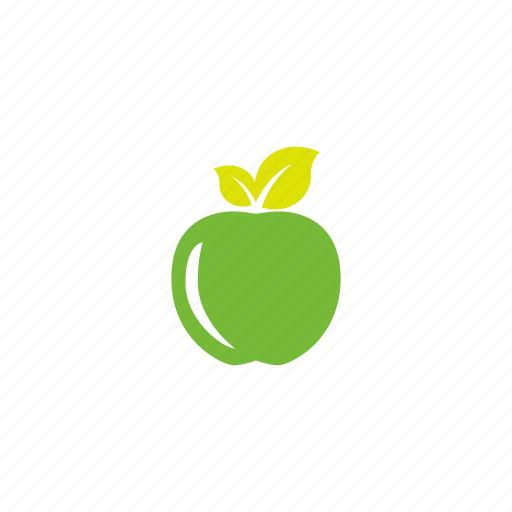 apple, building, farming, green, organic, product icon