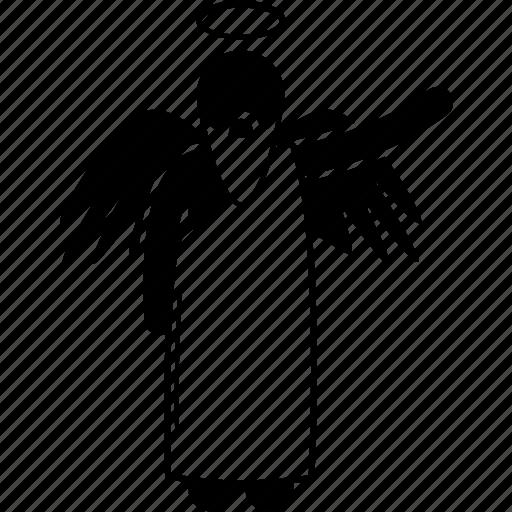 Angel, god, greek, zeus icon - Download on Iconfinder