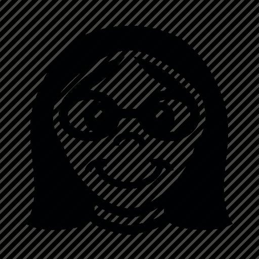 friday, girl, good, smile icon