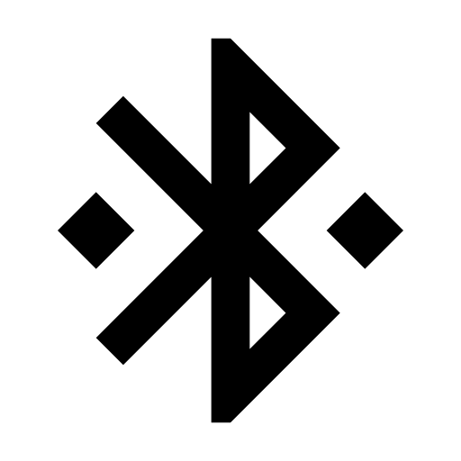 bluetooth, connected icon