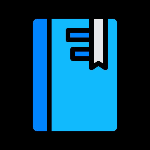 book, contact, dairy, google, service icon