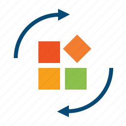 api, automatically, automatization, backup, big data, compile, data, diversity, operating, optimize, personalization, processing, set up, settings, setup, transform, transformation icon