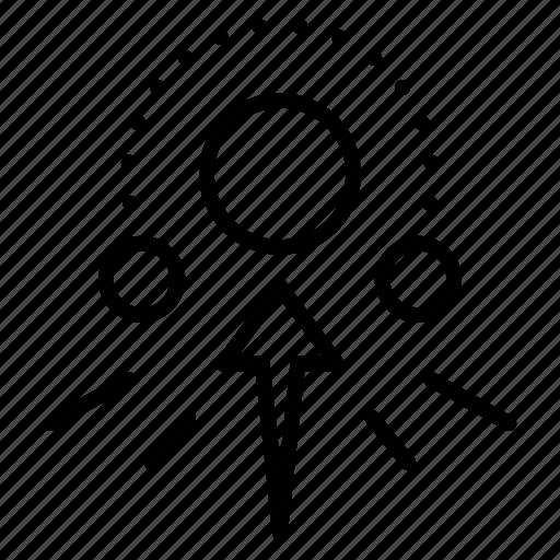 abstract, abstractidea, idea, process icon