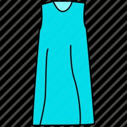 dress, female dress, gown icon, ladies dress, mature dress, maxi icon icon