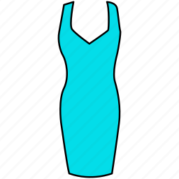 corporate lady dress icon, dress, gown icon, hollywood style dress icon, outfit icon, sexy dress icon, stylish gown icon icon