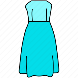 celebrity dress icon, dress, gown icon, modern dress icon, stylish dress icon icon