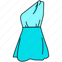 celebrity dress icon, corporate lady dress icon, dress, gown icon, stylish dress icon