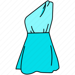 celebrity dress icon, corporate lady dress icon, dress, gown icon, stylish dress icon icon