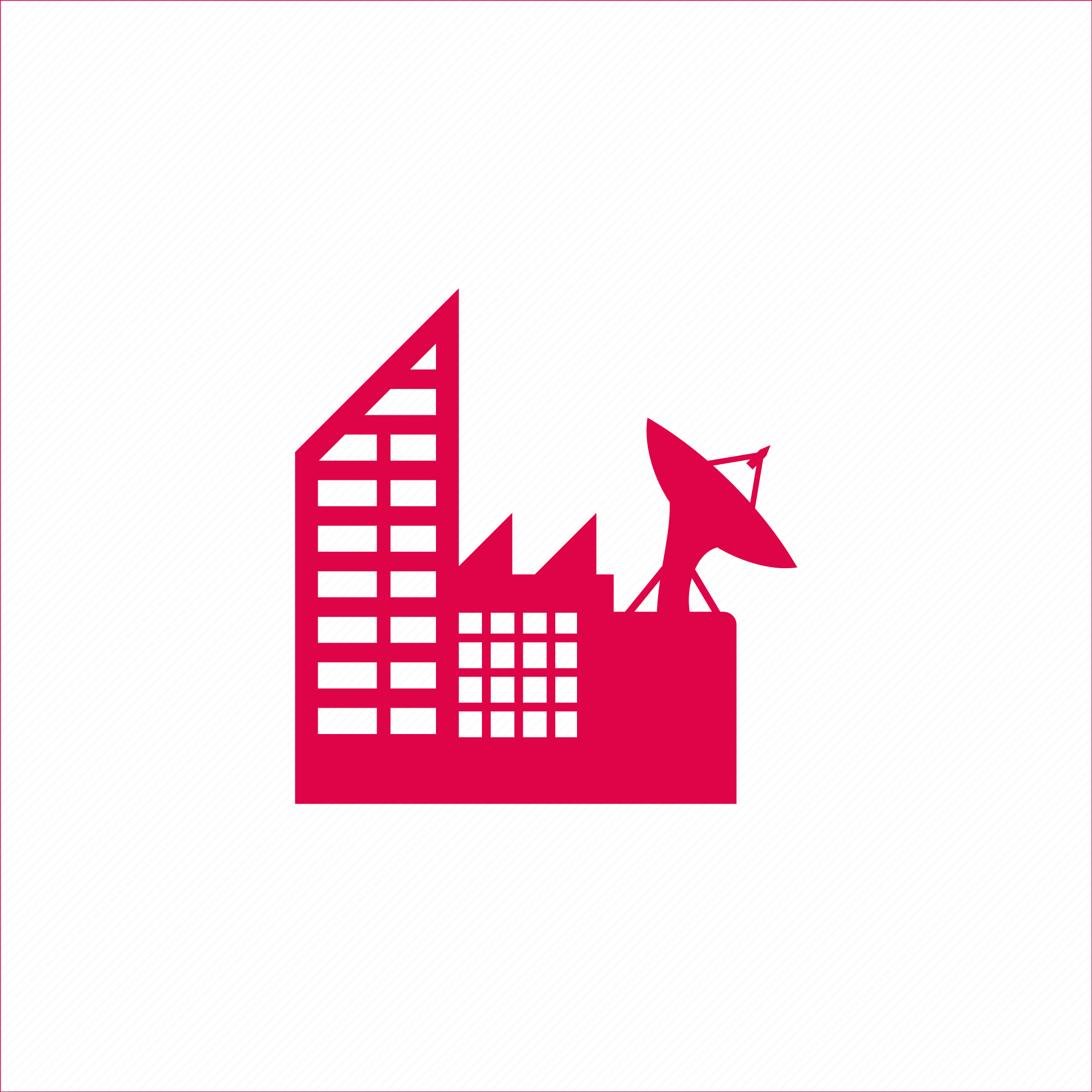 building, business, ind, industrial, office icon